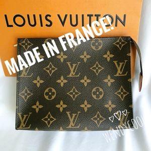 Louis Vuitton Toiletry 19 Monogram M47544